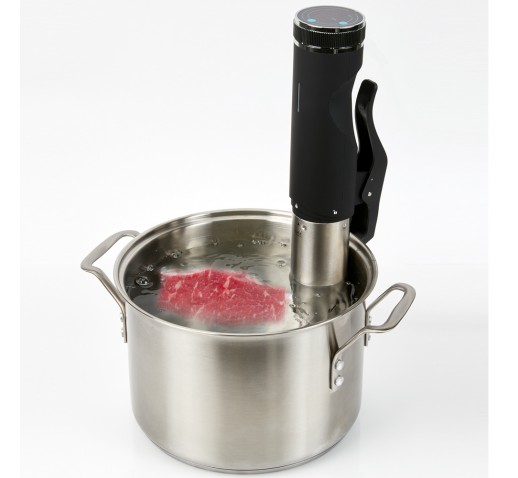 Power Heats and Circulator Cooker Sous Vide Method of Cooking Restraurant