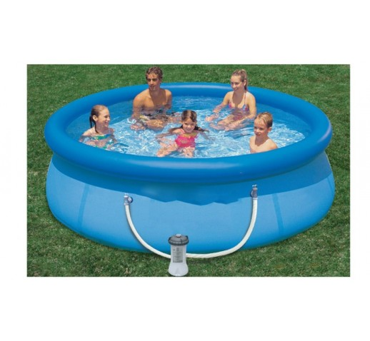 1,018 Gallons Capacity Swimming Pool